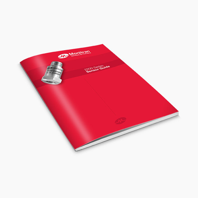product brochures by Monitran