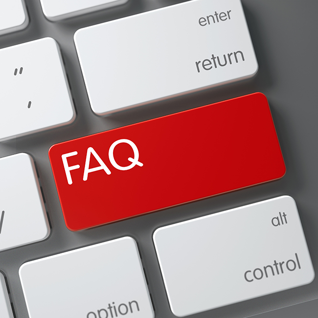 FAQs received by Monitran